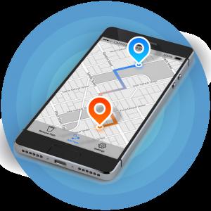 Geoposiciona tu actividad en calle